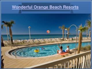 Want Orange Beach Condos For Rent