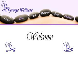 Massage Therapy Tarpon Springs