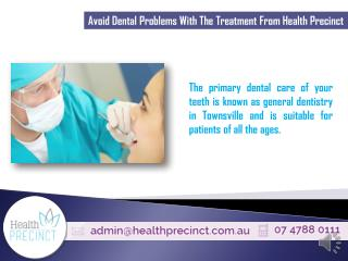 Best General and Cosmetic Dentistry in Townsville