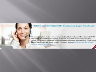 Boost up the security against hacker by Gmail Customer Support @1-877-729-6626