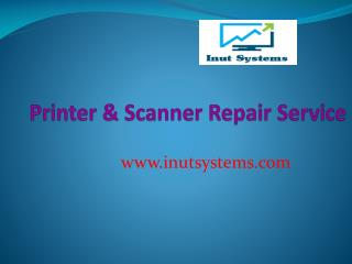 Printer Repair Services At DoorStep In Hyderabad
