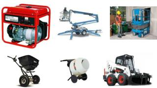 Concrete Construction Equipment & Supplies Rental & Leasing