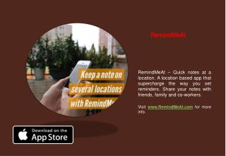 Innovative iOS Reminders App on iPhone