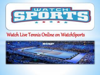 Wimbledon Live Stream Online