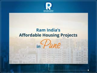 Affordable Housing Projects in Pune by Ram India Group