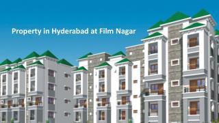 Property in Hyderabad at Film Nagar