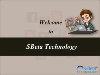 SMO Services at SBeta Technology