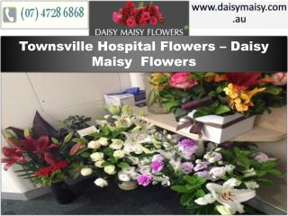 Attractive Hospital Flowers in Townsville