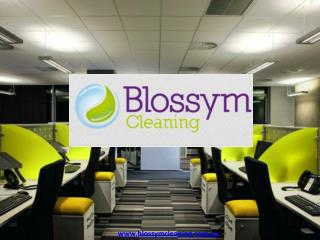 Commercial Cleaning Services Melbourne - Blossym Cleaning�
