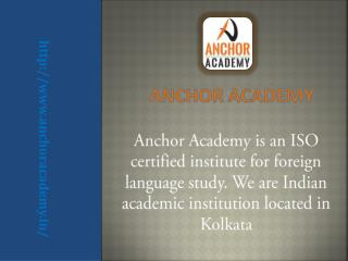 Foreign Language Training in Kolkata