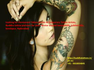 Tattoo in Hyderabad | Tattoo Parlours | Tattoo studio Hyderabad