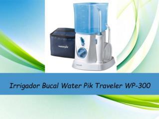Irrigador Bucal Water Pik Traveler WP-300