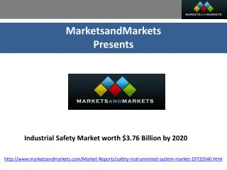 Analysis of Industrial Safety Market