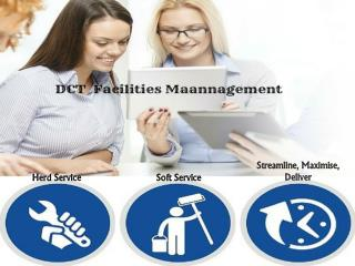 Facility Management Service by DCT Facilities Management