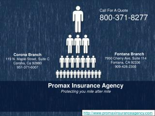 Promax Insurance Agency