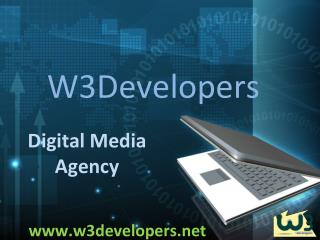 What Our Clients Say about W3Developers