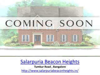 Salarpuria Beacon Heights
