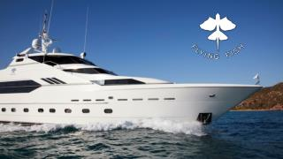 M.Y.Flying Fish Luxury Cruising