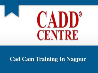 Cad Cam Training In Nagpur