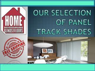 Good Panel Track Shades