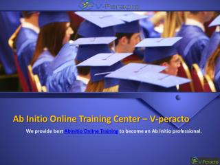 Online Abinitio Training | Ab Initio Online Training | Abinitio training Tutorial | Online Abinitio Training