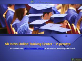 Online Abinitio Training | Ab Initio Online Training | Abinitio training Tutorial | Online Abinitio Training