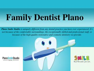 Family Dentist Plano  Dental Specialist Care Center