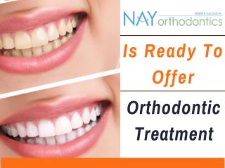 Orthodontic Dentistry Services In Cary