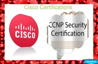 Cisco Certifications Exam Guide