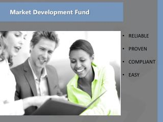 Market Development Funds