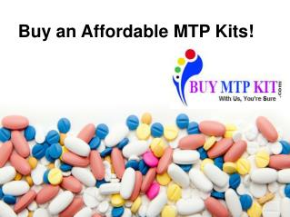 Why to Buy MTP Kit| Buy MTP Kit| MTP Kit