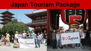 Japan Tourism Package