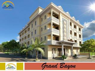 Rooms at Grand Bayon