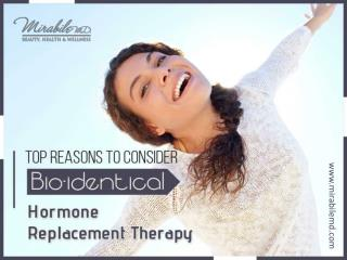 Top Reasons to Get Hormone Replacement Therapy