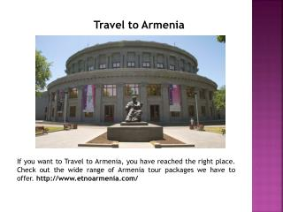 Trekking Armenia
