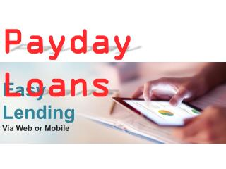 Get Today Loans With Easy Application Using Same Day Approval
