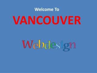 Vancouver Web Design