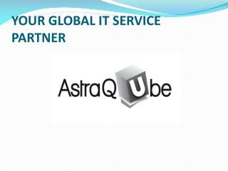 AstraQube - Global IT Services