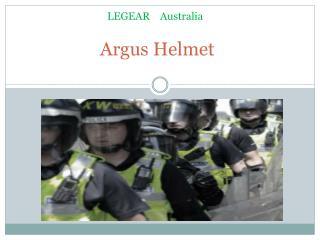 Argus helmet