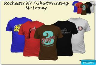 Custom T-Shirts Rochester NY