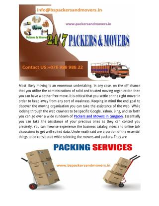 How to Find Reliable Movers and Packers