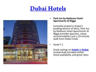 Dubai Hotels : Cheap, Budget Hotel Booking, 5 Star, Luxury Hotels in UAE