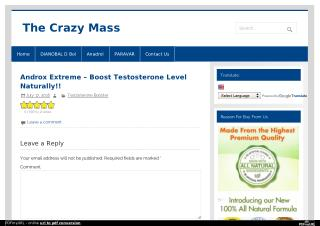 http://www.thecrazymass.com/androx-extreme-uk/