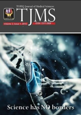 TOFIQ Journal of Medical Sciences (TJMS) Vol 3, Issue 1 (2016)