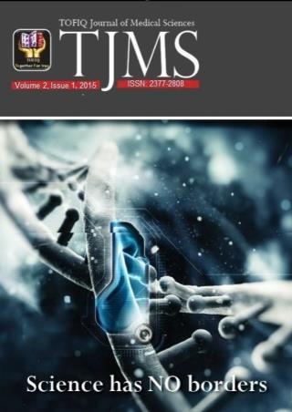 TOFIQ Journal of Medical Sciences (TJMS) Vol 3, Issue 1 (2016)