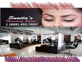 Sunitas Threading Salon 714-579-6614 Fullerton Eyesbrow