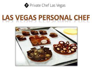 Las Vegas Personal Chef