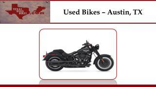 Used Bikes – Austin, TX