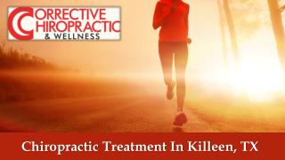 Chiropractic Treatment In Killeen, TX