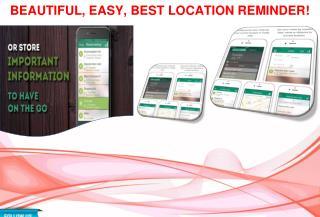 Smart Reminder App for iPhone